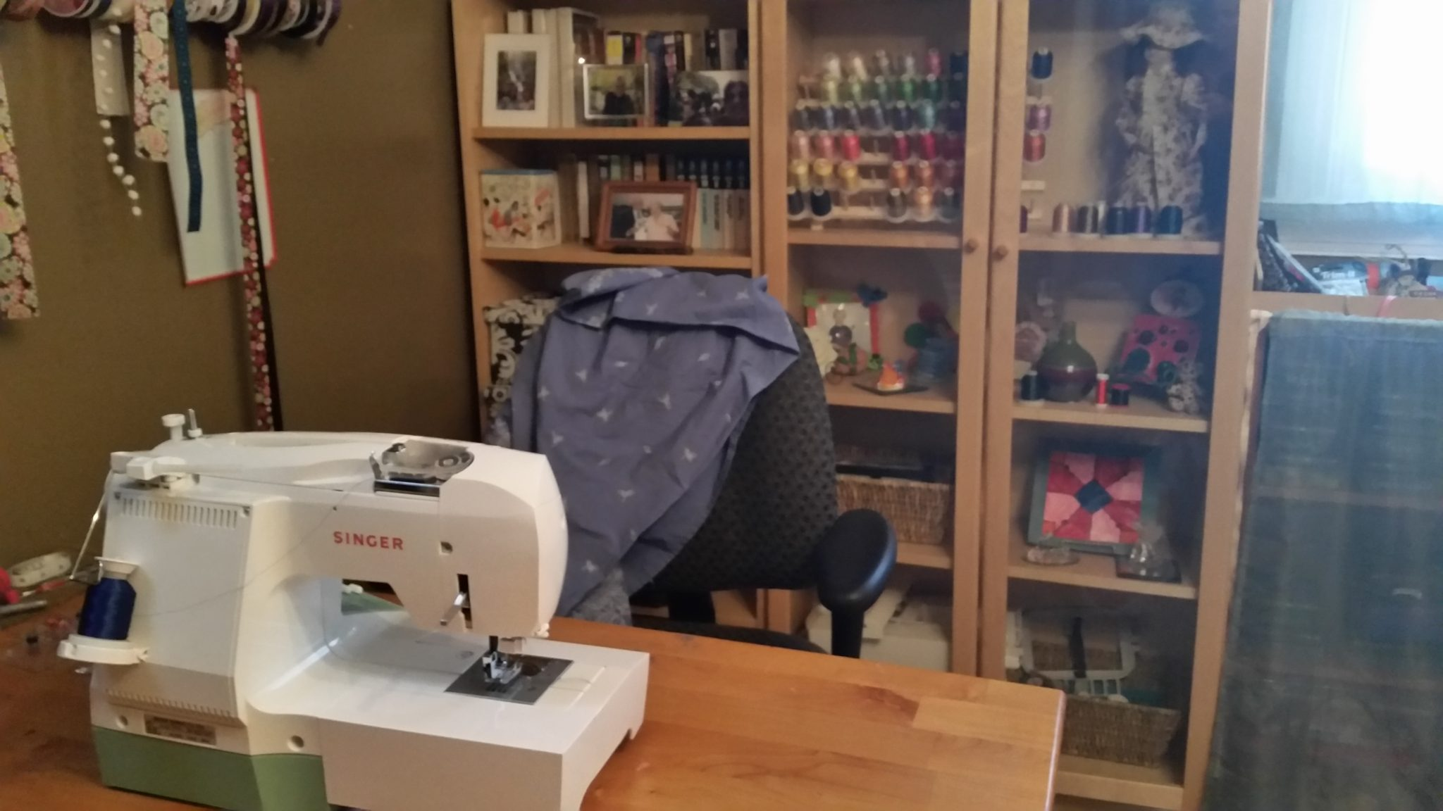 2 must haves for the beginner in the sewing room