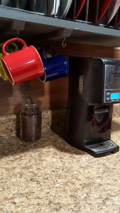 Storing your coffee in a Ball Jar, Kitchen tip