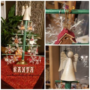 Create Your Own Tabletop Christmas Tree