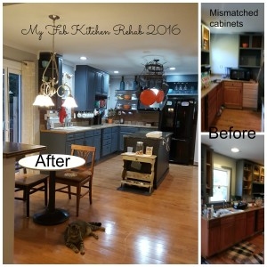 Kitchen Makeover on a Tight Budget, Trasnform your kitchen with paint