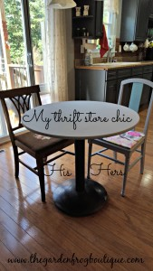 How to Use Fabric to Recover a Dining Room Chair