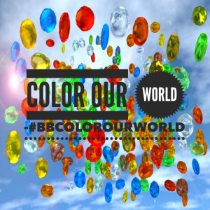 #BB Color Our World Black, gardening, recipe, and home blogs